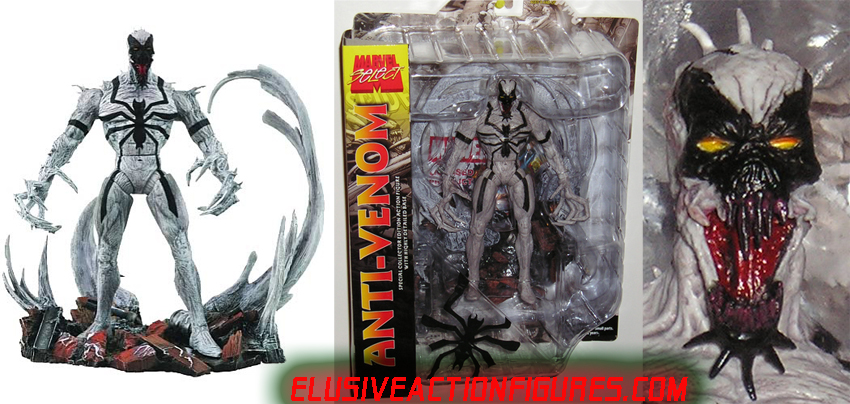 Marvel Select Anti-Venom Special Collector Edition Action Figure