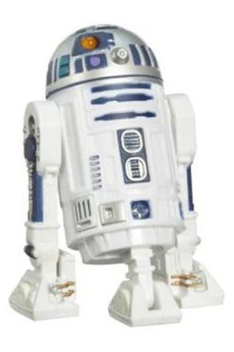 Star Wars Saga Legends R2-D2 Action Figure